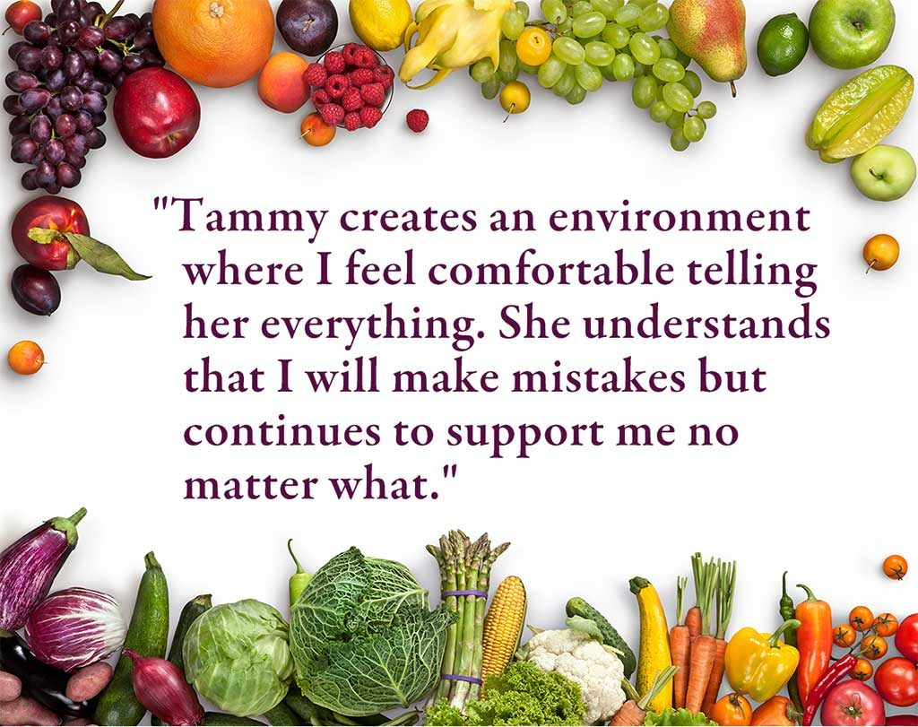 Tammy-Cook-Dietitian-testimonial
